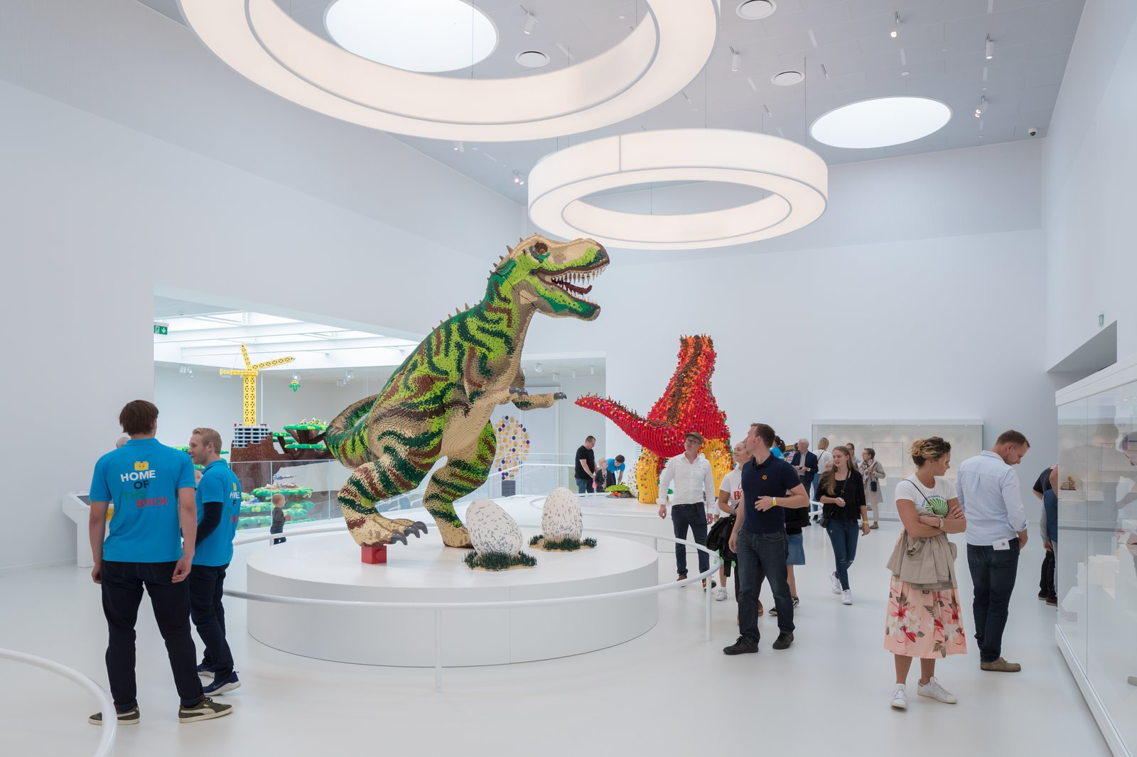 Photo 10 of 10 in Spend an Unforgettable Night in Denmark's New LEGO House