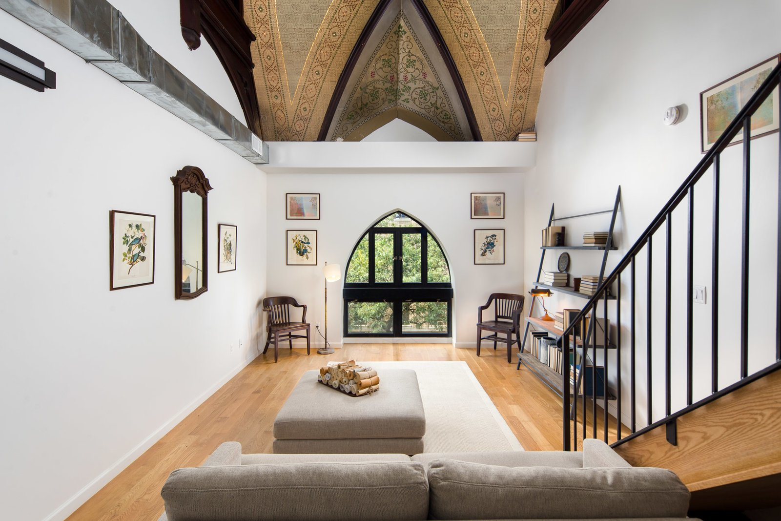 Rent One of These Stunning Lofts in a Converted Brooklyn Church - Dwell