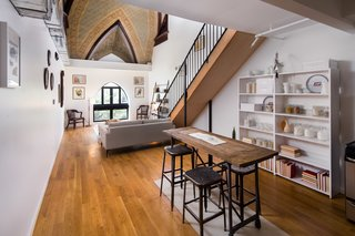 Rent One of These Stunning Lofts in a Converted Brooklyn Church - Photo 2 of 13 -
