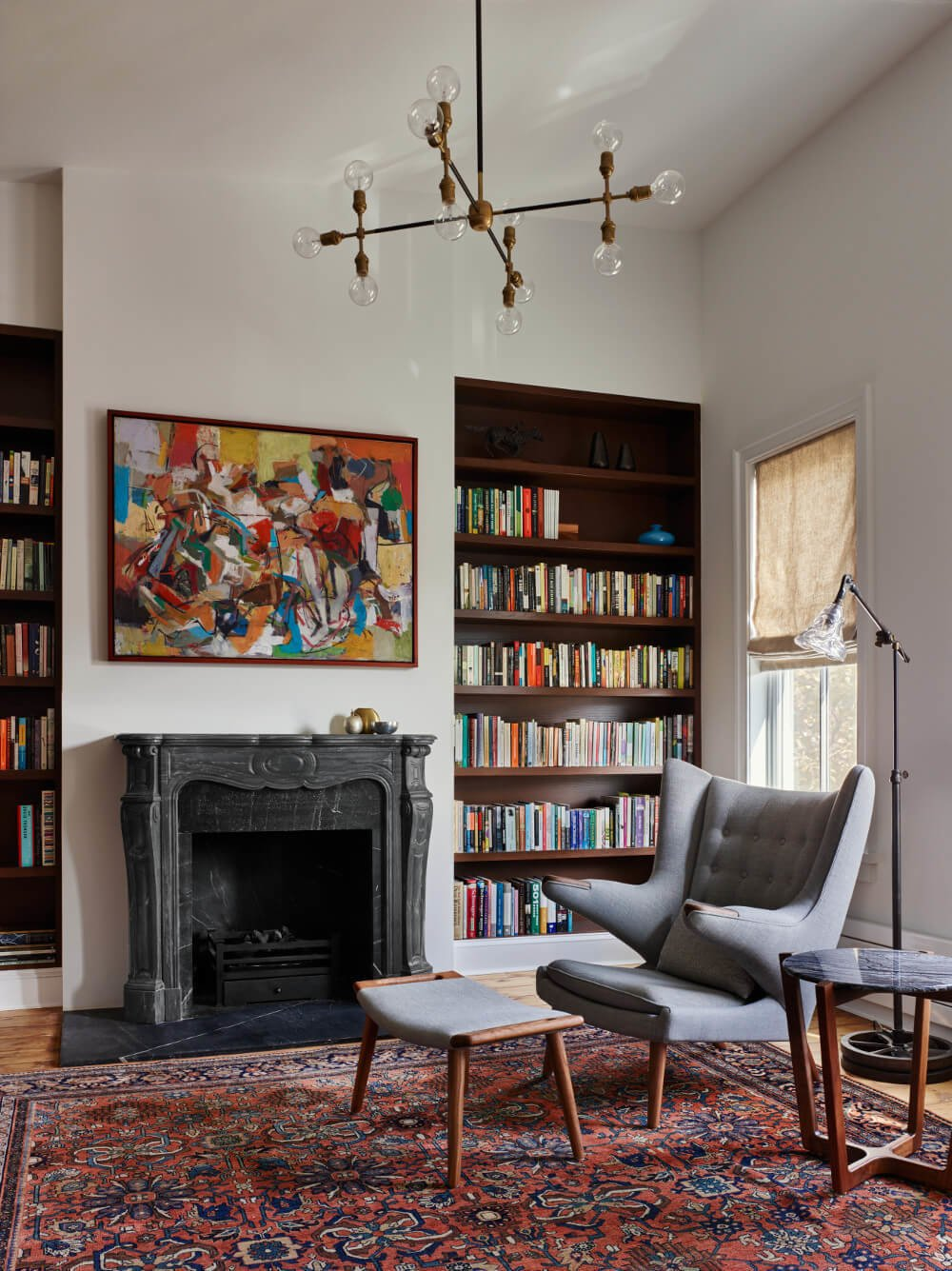 Greenpoint Row House by Delson or Sherman Architects