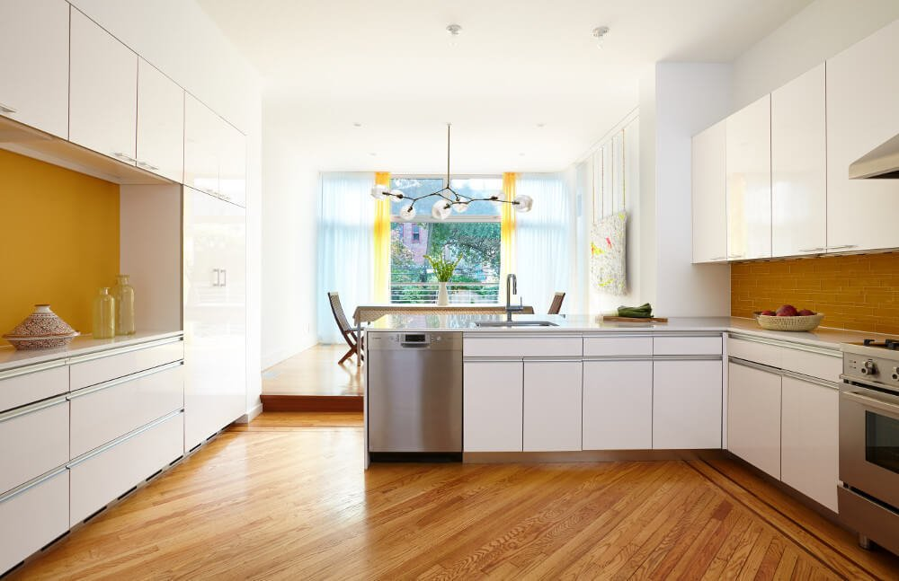 Prospect Heights Addition by Delson or Sherman Architects