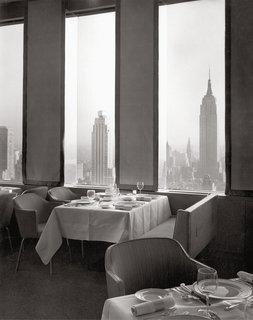 Hemisphere Club, Time-Life Building, 1960