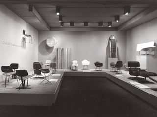 """""""Charles Eames: Furniture from the Design Collection,"""" MoMA, 1973"""