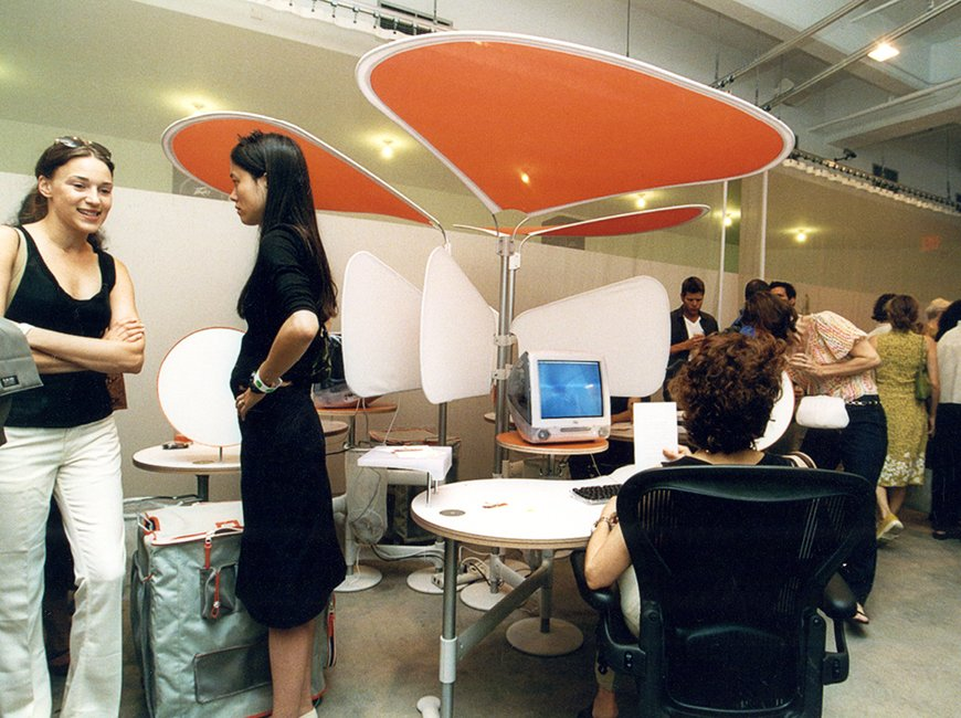 Herman Miller RED, 2001  Photo 14 of 16 in Live from New York