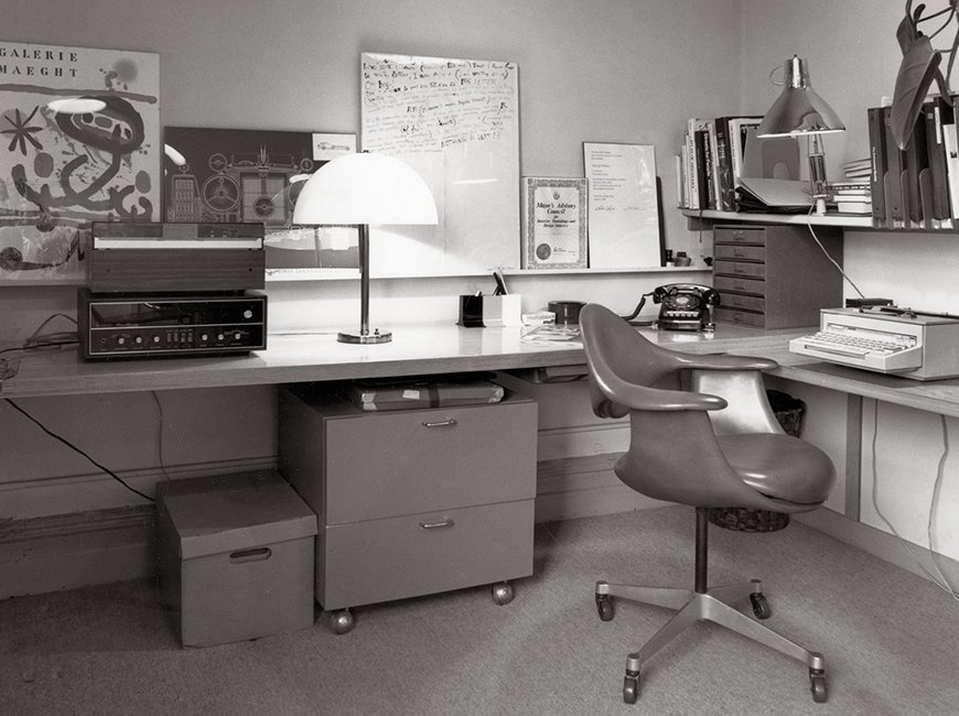George Nelson & Co., Designers and Planners, 251 Park Avenue South, 1973-1979  Photo 13 of 16 in Live from New York