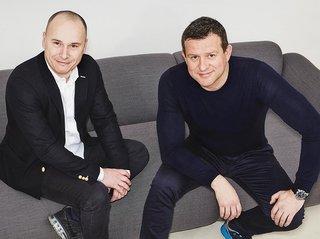 Normann Copenhagen founders Jan Andersen and Poul Madsen.