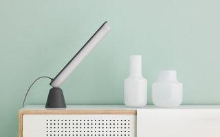 The Acrobat lamp, winner of the German Design Award 2017.