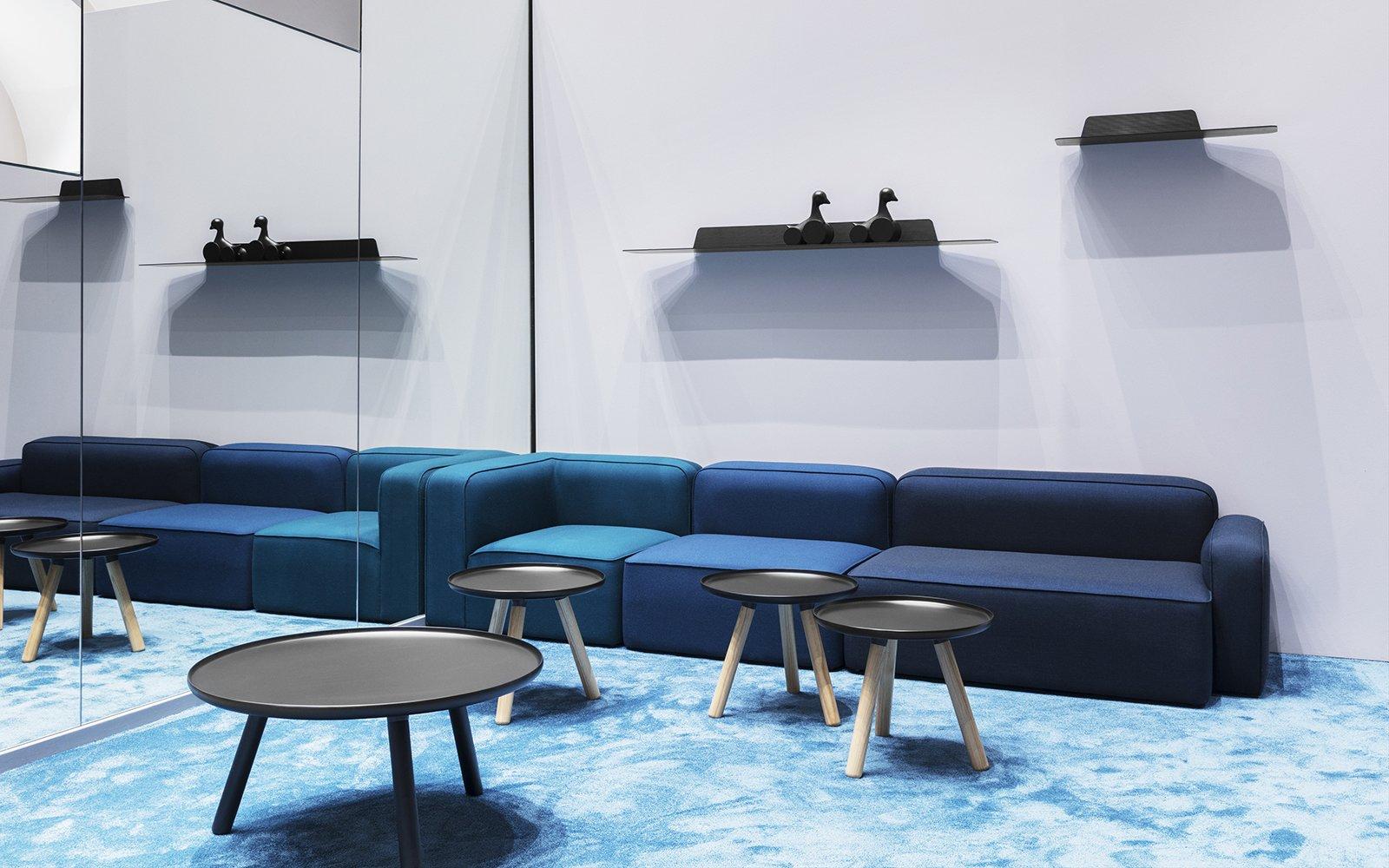 Living Room  Normann Copenhagen Showroom by Normann Copenhagen