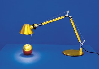 Introducing Tolomeo Micro Gold
