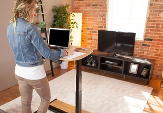 This smart transforming table replaces 7 other pieces of furniture