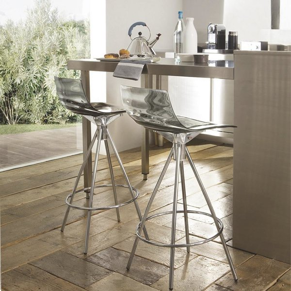 L'eau Stool by Calligaris