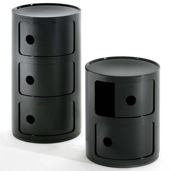 Kartell Componibili Round Storage Modules