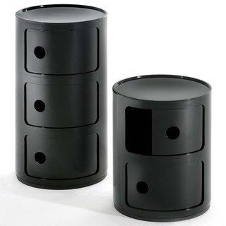 Kartell Componibili Round Storage Modules