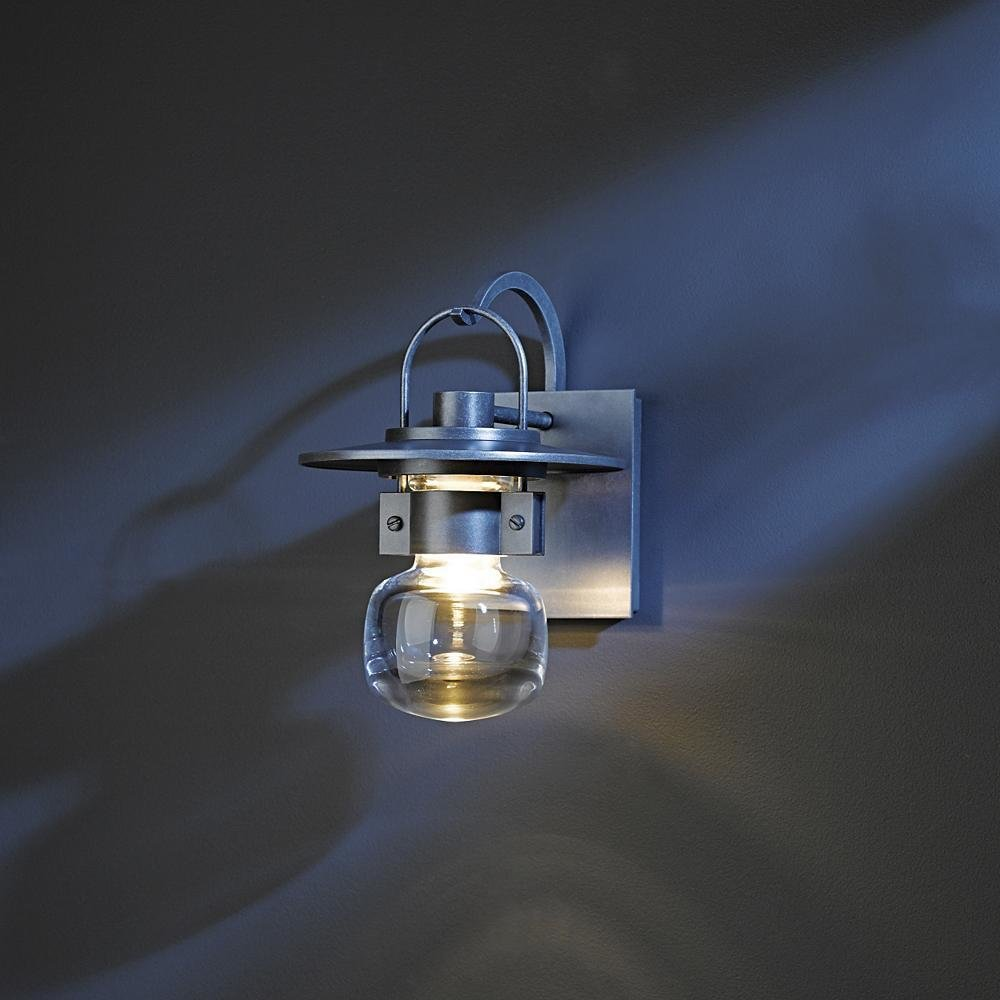Hubbardton Forge Mason: Hubbardton Forge Mason Outdoor Wall Sconce By Lumens