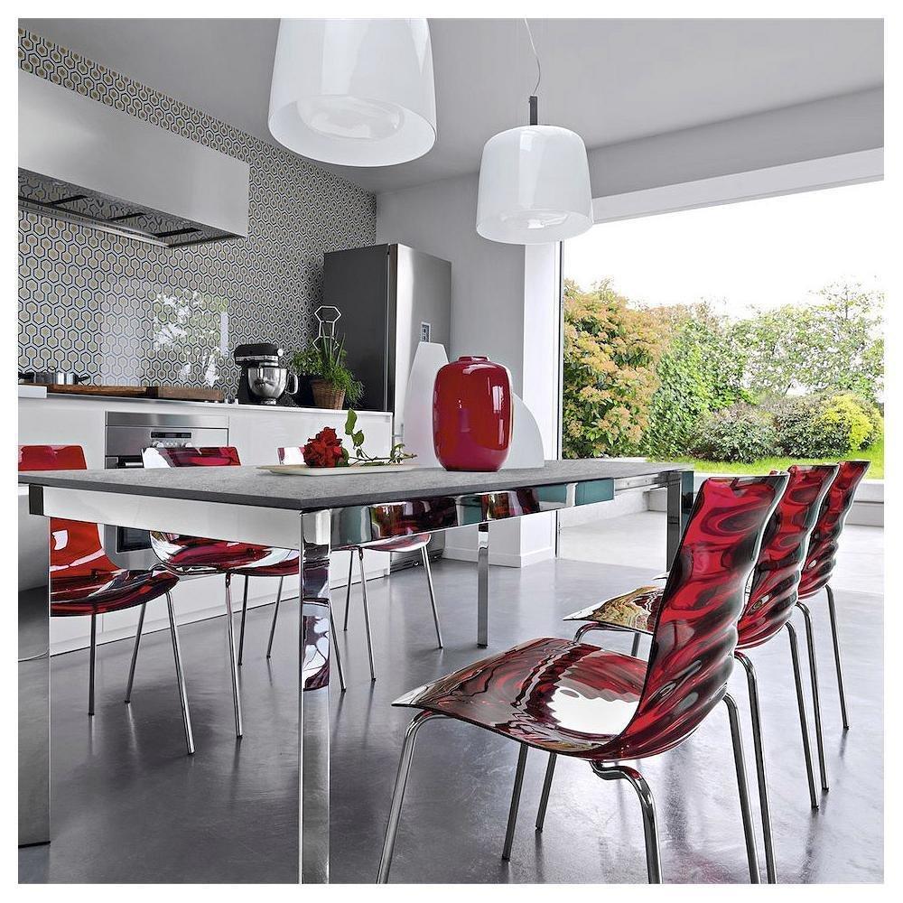 Lu0027eau Chair By Calligaris