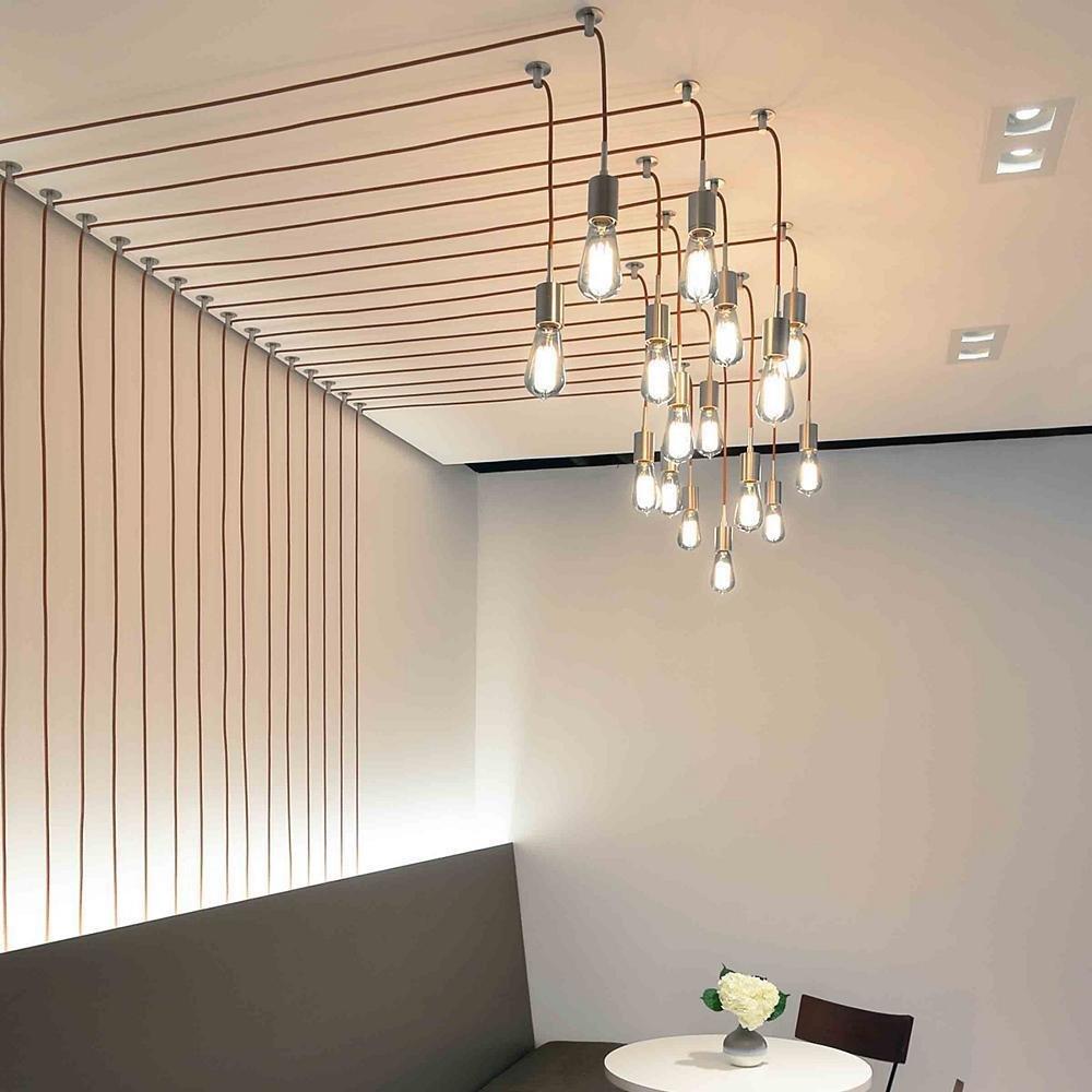 Tech Lighting Soco Modern Socket Pendant By Ylighting Dwell