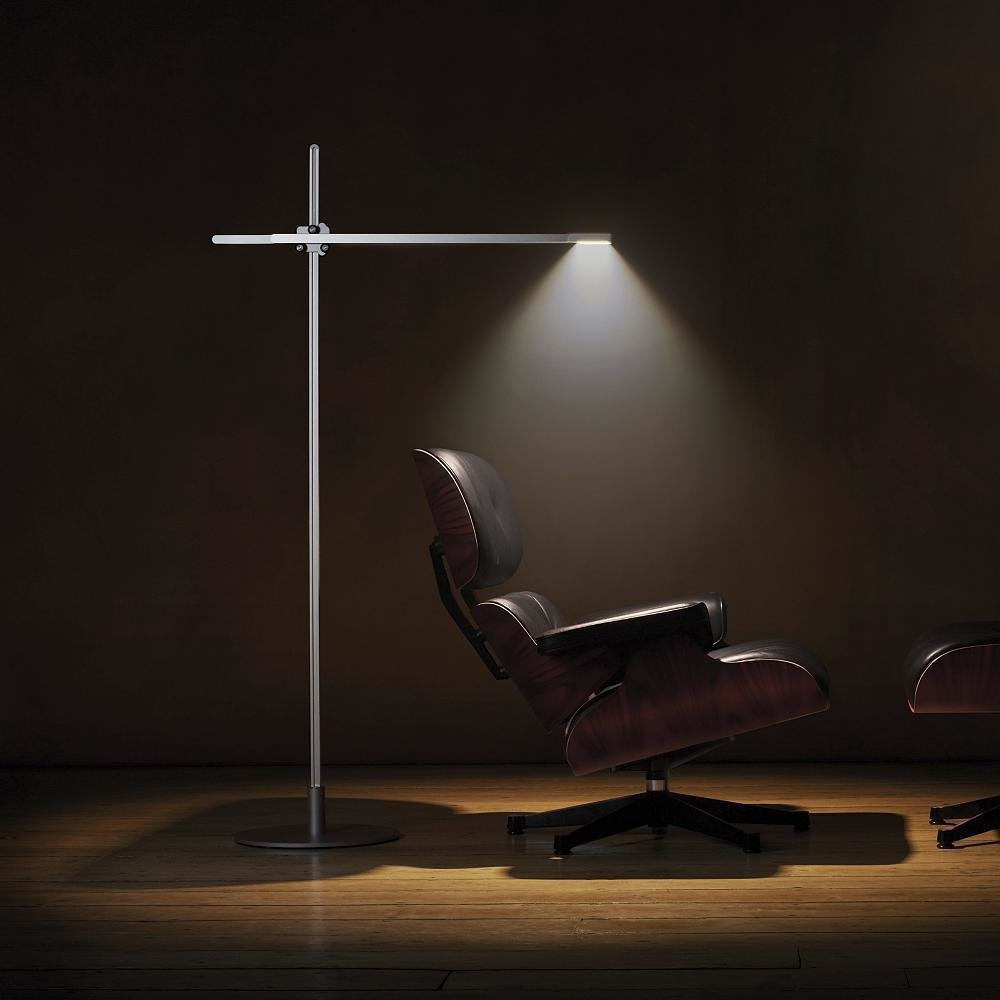 CSYS LED Floor Lamp By Jake Dyson