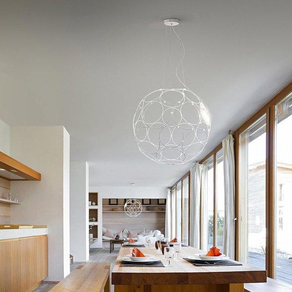 Giro LED Pendant by Fabbian