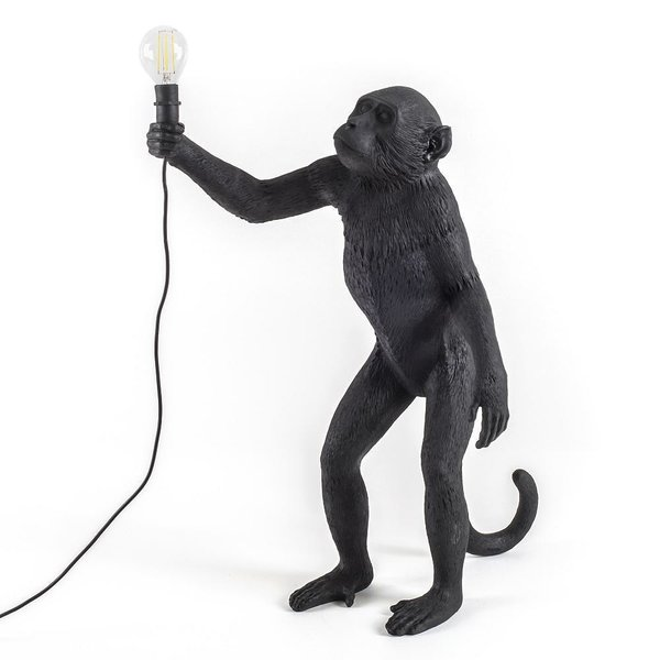 Seletti Monkey LED Standing Lamp