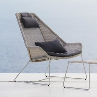 Cane-Line Breeze Highback Chair Cushion Set