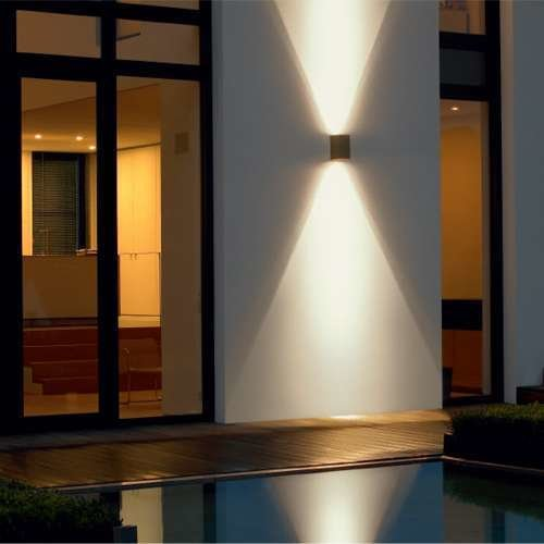 Led Directional Wall Light B33580 B33591 From Bega By
