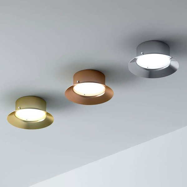 T-3410L Maine Small LED Ceiling Wall Light from Estiluz Lighting
