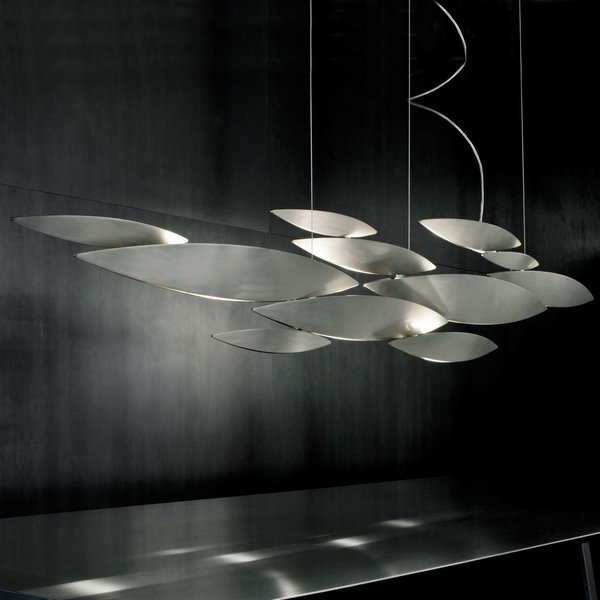 I Lucci Argentati Suspension Light from Terzani