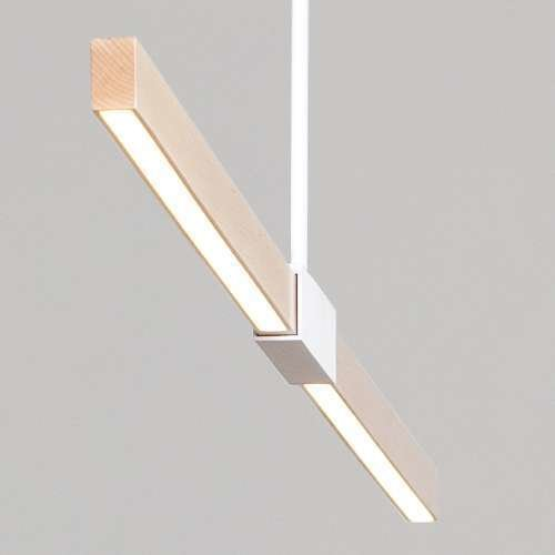 6 Foot Linear Pendant from Stickbulb