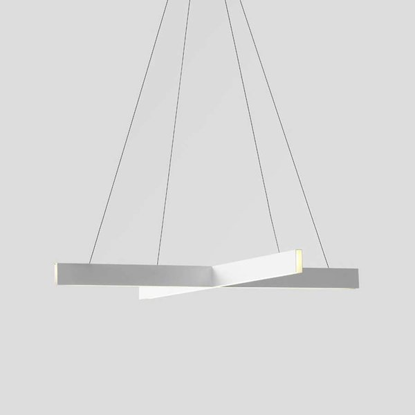 Cross Pendant Light from Resident
