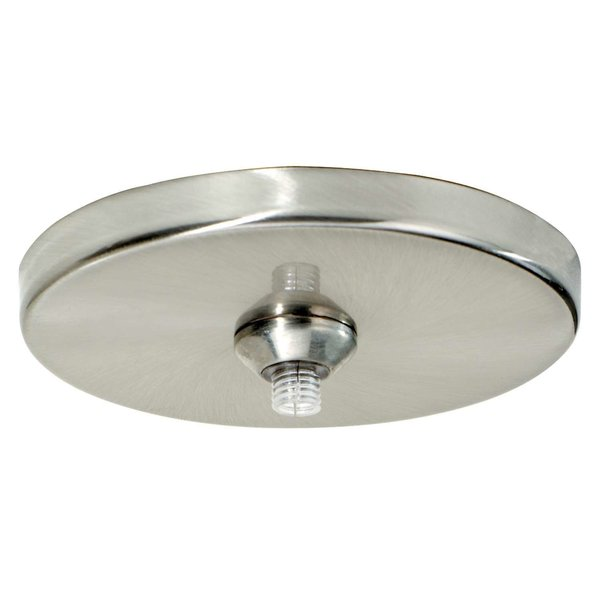 FreeJack 4 Inch Round Flush Canopy from TECH Lighting