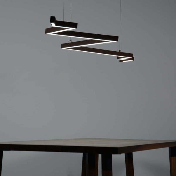 Bolt LED Pendant Light from hollis+morris