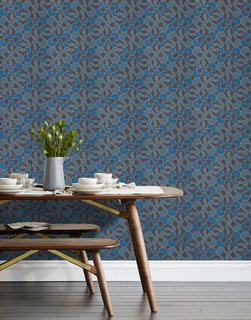 "We partnered with Hygge & West to produce a collection of modern artisan wallpaper that's screenprinted by hand in Chicago, IL. Heath designed wallpaper that combines a clean graphical style with hand-drawn lines in a palette inspired by our glazes in four patterns in four colorways: Arcade, Quilt, Slice, and Strike.<br><br>Shop the collection here:  http://www.heathceramics.com/wallpaper <br><br>#heath<span> <a href=""/discover/heathceramics"">#heathceramics</a></span><span> <a href=""/discover/heathxhyggeandwest"">#heathxhyggeandwest</a></span><span> <a href=""/discover/wallpaper"">#wallpaper</a></span><span> <a href=""/discover/color"">#color</a></span><span> <a href=""/discover/handdrawnlines"">#handdrawnlines</a></span><span> <a href=""/discover/navy"">#navy</a></span><span> <a href=""/discover/arcade"">#arcade</a></span>"