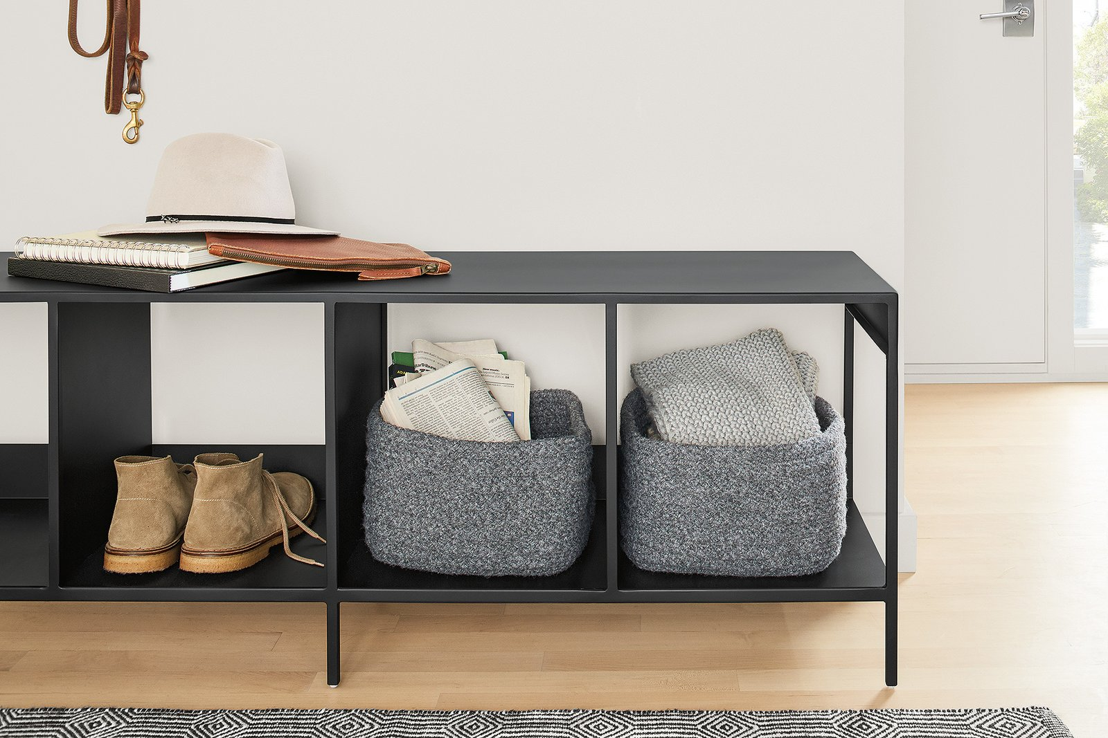 Pleasing Storage Benches For Every Space Dwell Ibusinesslaw Wood Chair Design Ideas Ibusinesslaworg