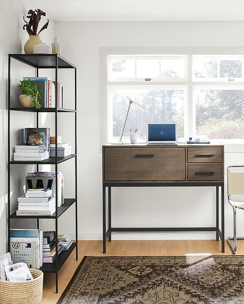 Alden office armoire