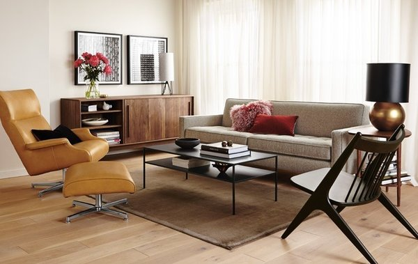 How to Pair a Sofa and Chair - Photo 1 of 5 -
