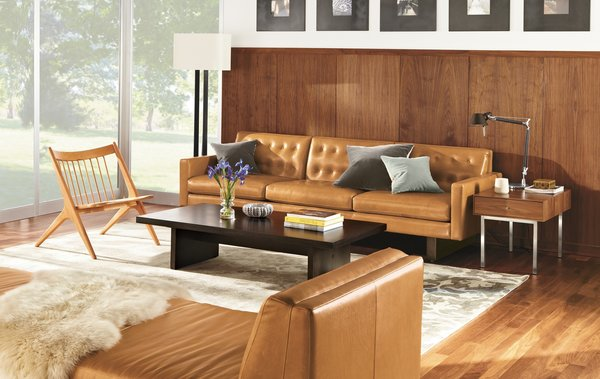 How to Pair a Sofa and Chair - Photo 2 of 5 -