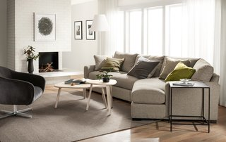 How to Pair a Sofa and Chair - Photo 5 of 5 -
