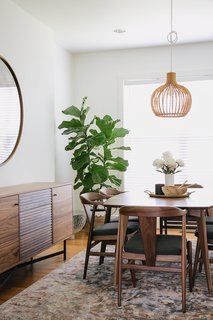 Photographer Lisa Diederich's Dining Room Reveal