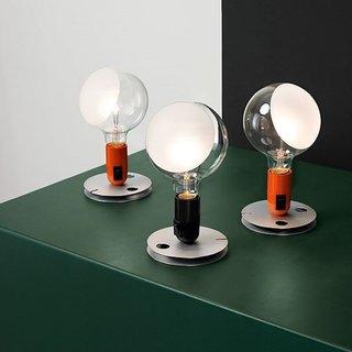 Lampadina Lamp designed by Achille Castiglioni in 1972