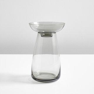 Bulb Gray Large Vase