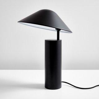Enoki Black Table Lamp