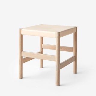 Juniper Natural Stool