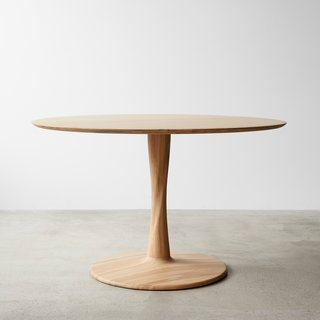 """Euclid Natural Round Table 50"""""""