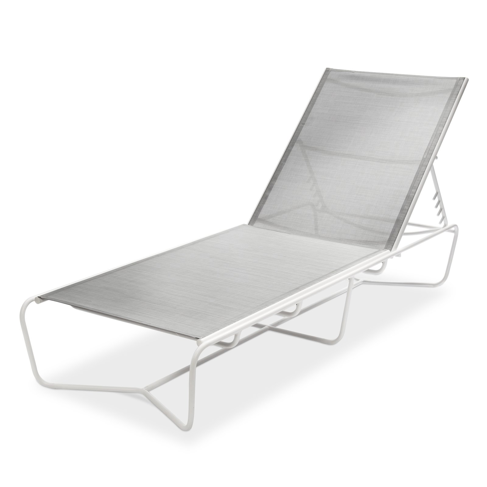 Outdoor Chaise Lounge, $179.99; available in gray or white; designed by Chris Deam and Nick Dine for Modern by Dwell Magazine for Target   Photo 17 of 17 in Modern by Dwell Magazine: Outdoor Collection