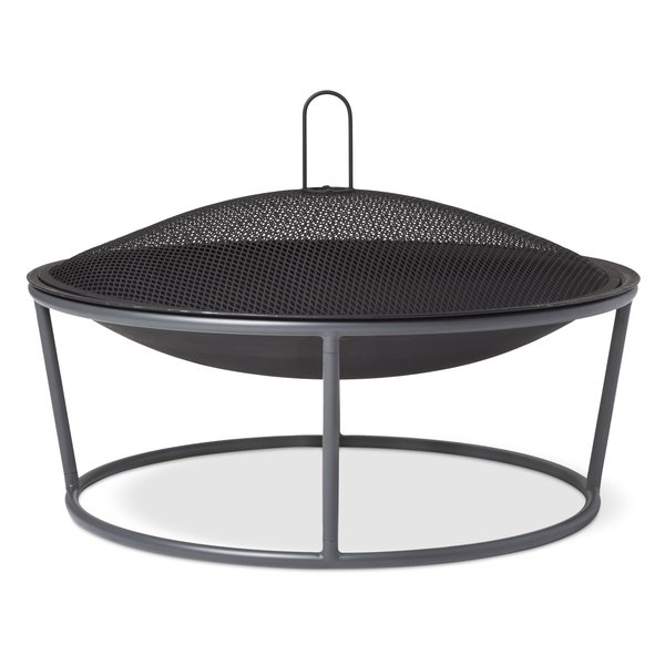 Firebowl, $89.99; designed by Chris Deam and Nick Dine for Modern by Dwell Magazine for Target
