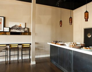 Niche Modern Hotel Lighting Adds Warm Glow to Wine Country's Wydown - Photo 2 of 3 -