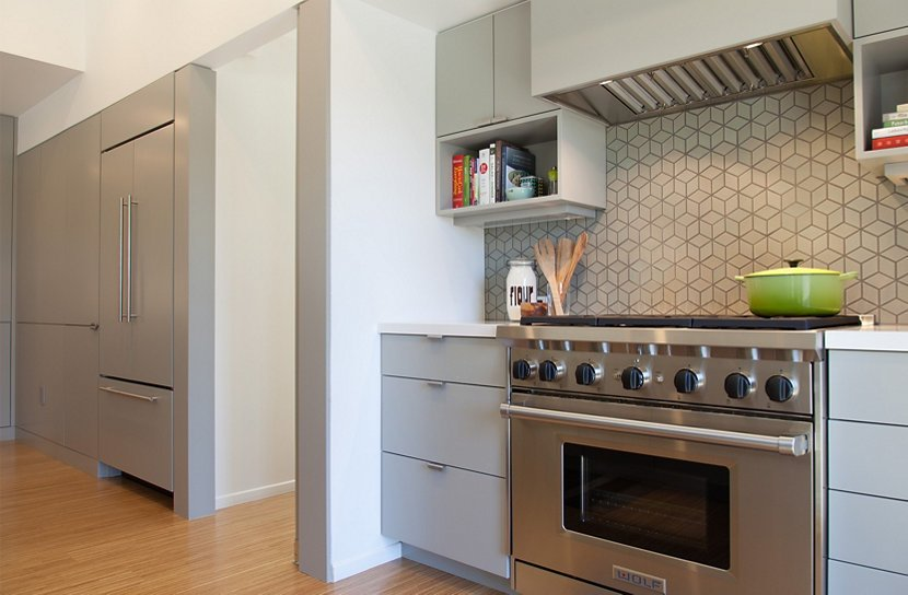 Photo 3 of 5 in Pinterest Inspired Home Includes Niche Modern Kitchen Pendant Lights