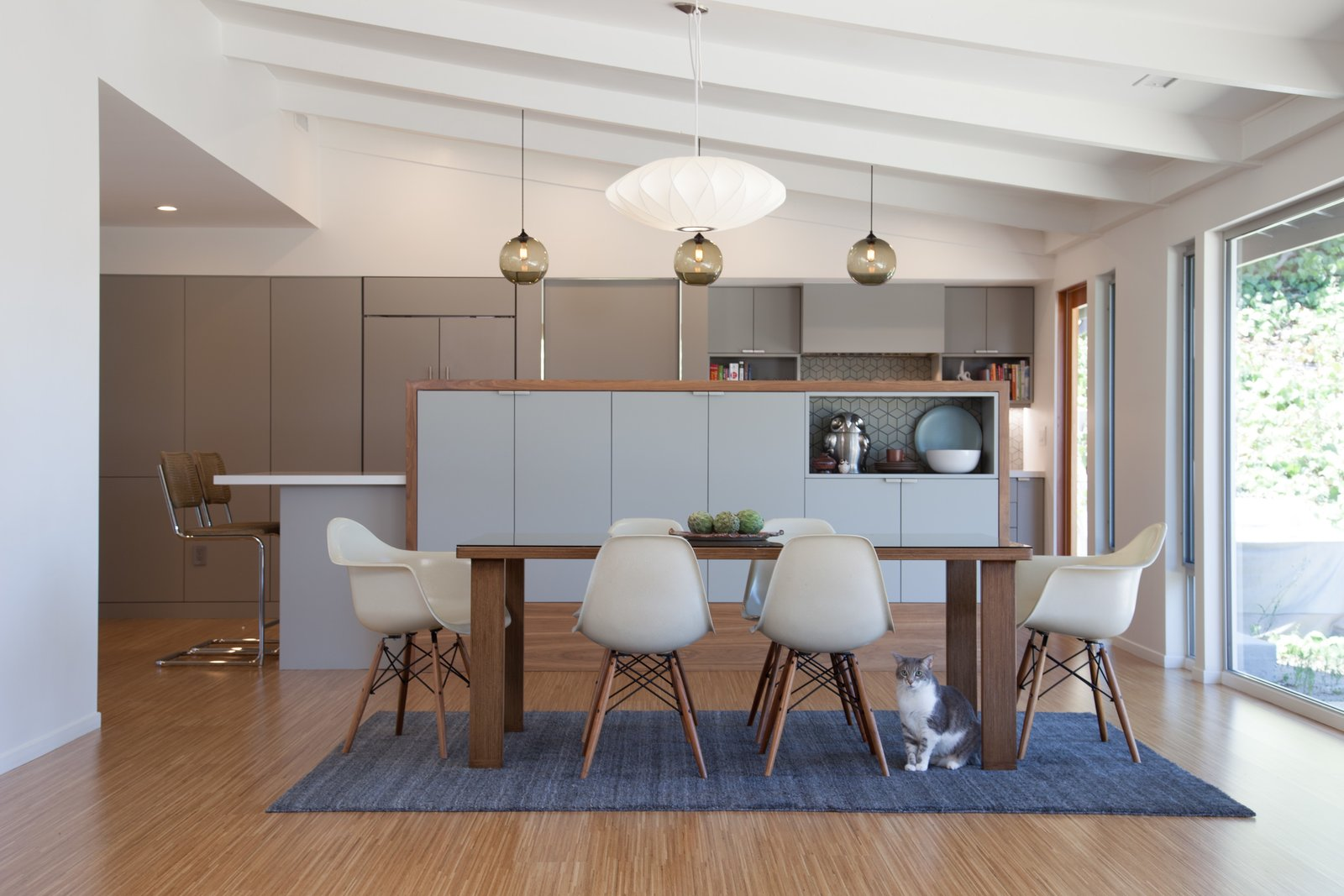 Photo 5 of 5 in Pinterest Inspired Home Includes Niche Modern Kitchen Pendant Lights
