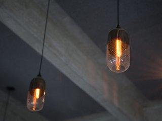 Modern Restaurant Lighting at Adorns Creekside Hotel and Bar - Photo 4 of 4 -