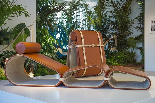Marcel Wanders Launches Lounge Chair for Louis Vuitton